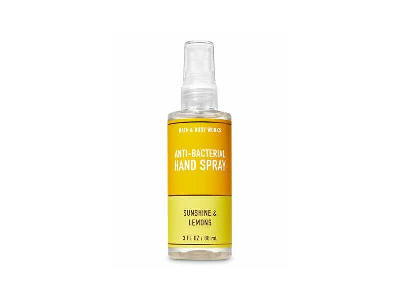Bath & Body Works Handibac Anti-bacterial Hand Spray, Sunshine & Lemons, 3 fl oz