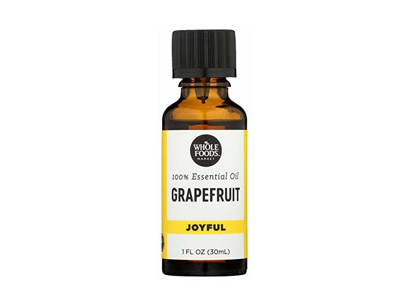 Whole Foods Market, Essential Oil, Grapefruit, 1 fl oz
