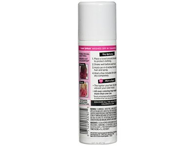 L'Oreal Paris Hair Color Colorista 1-Day Color, #Hotpink100, 2.0 oz - Image 3