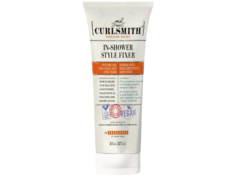 Curlsmith In-Shower Style Fixer, Extreme Hold, 8 fl oz/250 ml