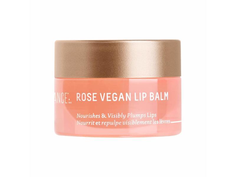 Biossance Squalane + Rose Vegan Lip Balm, 0.35 oz/10 g