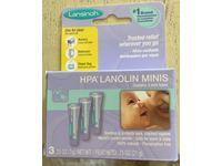 Lansinoh HPA Lanolin Minis Nipplecream, 3 Mini Tubes, 0.25 oz - Image 3