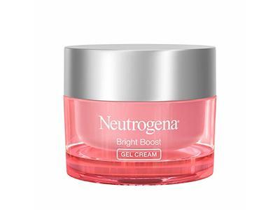Neutrogena Bright Boost Brightening Gel Moisturizing Face Cream 1.7 fl. oz