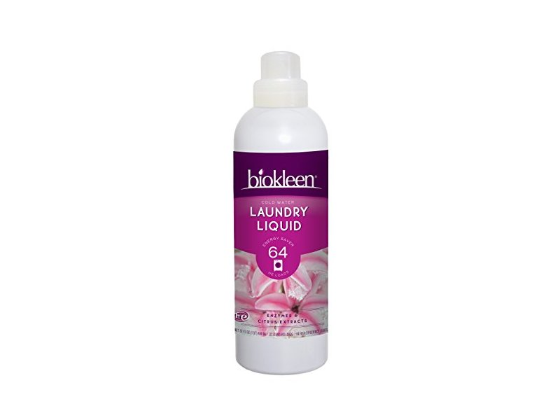 Biokleen Cold Water Laundry Liquid Detergent Enzyme