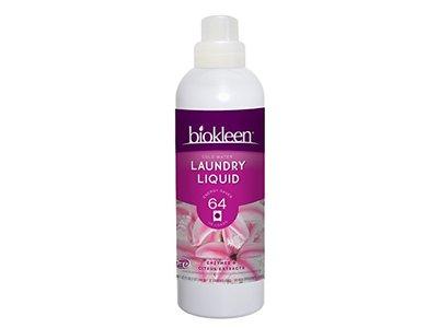 Biokleen Cold Water Laundry Liquid Detergent, Enzyme & Citrus Extract, 32 fl oz