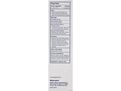 Aquaphor Baby 3-in-1 Diaper Rash Cream, 3.5 oz - Image 3