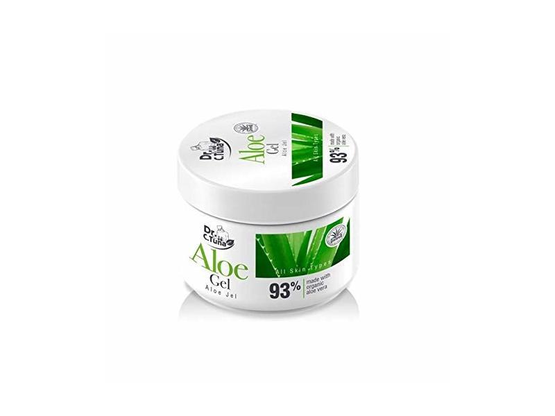 Dr. C Tuna Aloe Gel, 3.7 fl oz / 110 ml