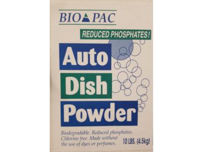 Bio Pac Auto Dish Powder, 10 lbs
