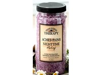 Village Naturals Aches And Pains Nighttime Relief Mineral Bath Soak, 1.38 Pound - Image 2