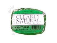 Clearly Natural Glycerine Soap, Rainfores,t 4 oz - Image 2