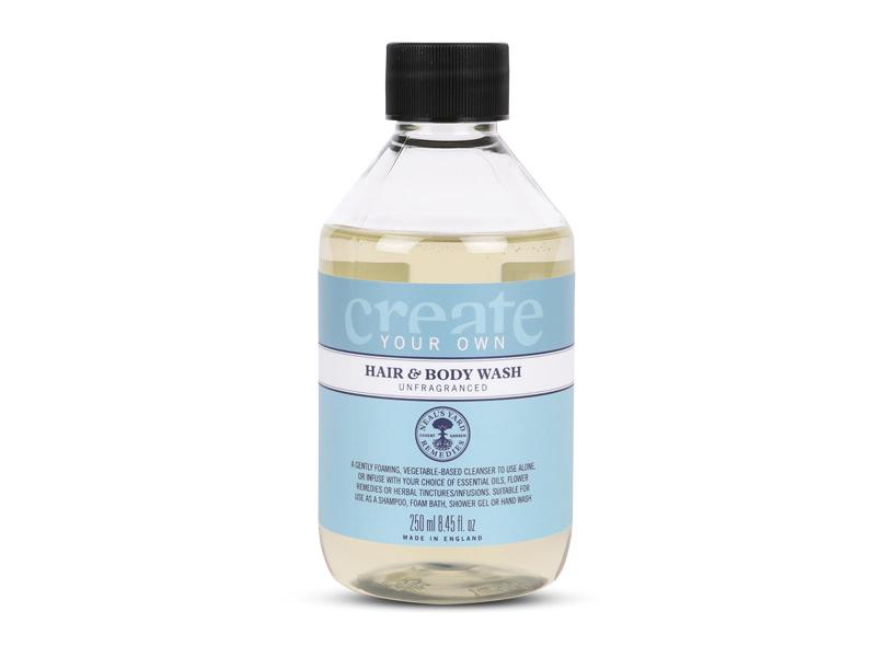 Neal's Yard Remedies Create Your Own Hair & Body Wash, 8.45 fl oz