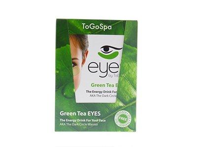 ToGoSpa Under Eye Collagen Gel Pads- 10 Packs - 30 Pair - Image 5