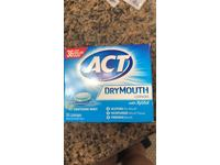 ACT Dry Mouth Lozenges Soothing Mint 36 Count - Image 3