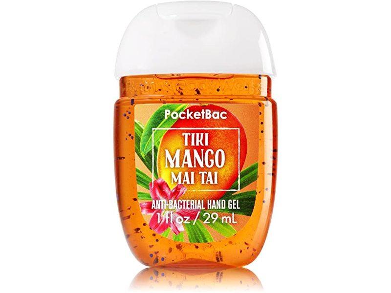 PocketBac Anti-Bacterial Hand Gel, Mango Mai Tai, 1 fl oz