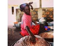 Alaffia Authentic Shea Butter African Black Soap, Unscented, 3 oz - Image 6