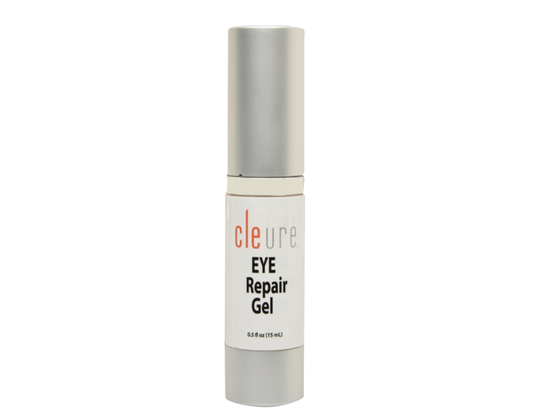 Cleure Eye Repair Gel, 0.5 fl oz/15 mL