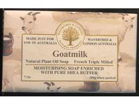 Wavertree & London Goatmilk Moisturising Soap, 7 oz / 200 g - Image 4