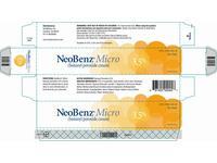 Neobenz Micro 3.5% (RX) 45 Grams, Skinmedica - Image 2