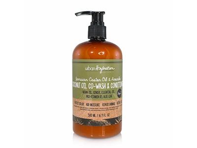 Urban Hydration Jamaican Castor Oil Co-Wash and Conditioner, 16.9 fl oz - Image 1