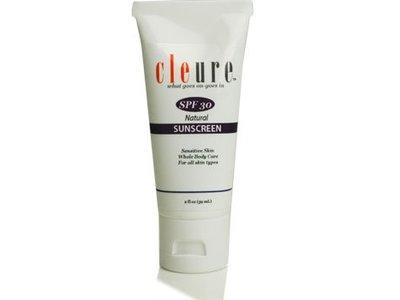 Cleure Broad Spectrum Sun Sunscreen for Sensitive Skin, SPF 30, 8 fl oz