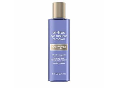 Neutrogena Oil-Free Eye Makeup Remover, 8.0 fl oz