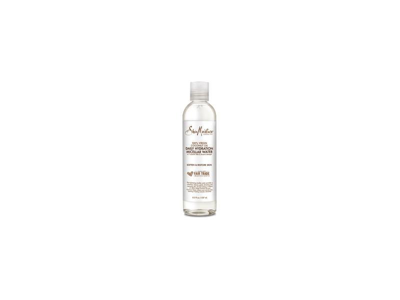 SheaMoisture 100% Virgin Coconut Oil Daily Hydration Micellar Water