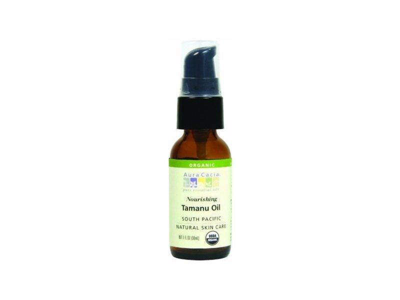 Aura Cacia Organics Skin Care Oil Og1 Tamanu, 1 Fl oz