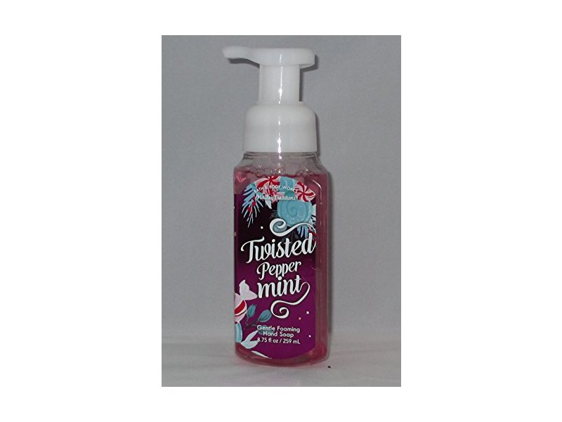 Bath & Body Works Gentle Foaming Hand Soap Twisted Peppermint