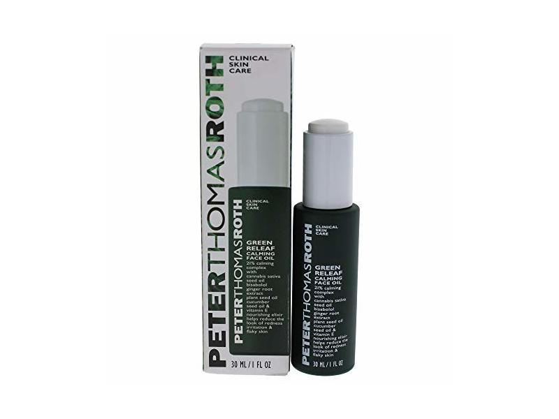 Peter Thomas Roth Green Releaf Calming Face Oil, 30 fl oz