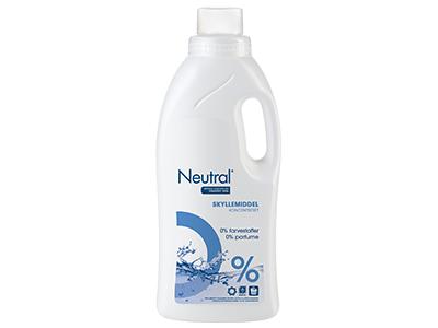Neutral Skyllemiddel Koncentreret, 1 liter
