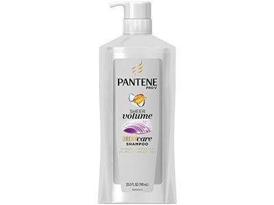Pantene Pro-v Sheer Volume Shampoo, 25 Fl Oz, 1.82 Pound