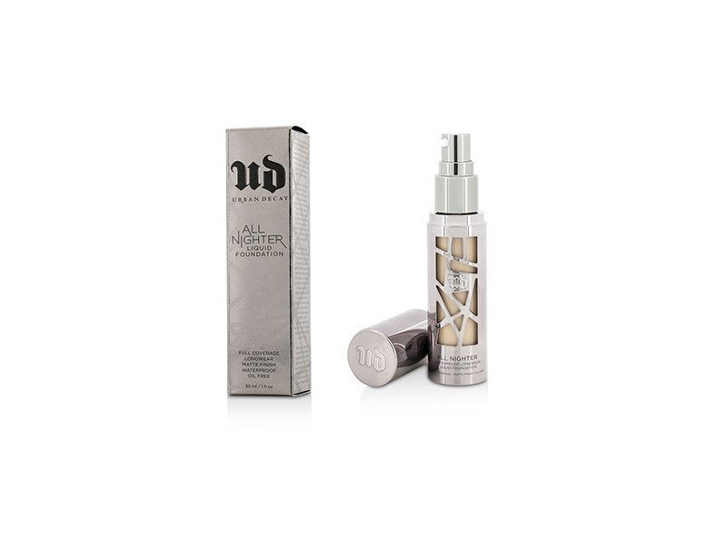 Urban Decay All Nighter Liquid Foundation, No. 1.5, 1 Ounce