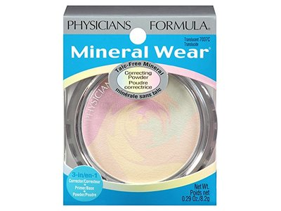 Physicians Formula Mineral Wear Talc-Free Mineral Correcting Powder, Translucent, 0.29 Ounce - Image 11