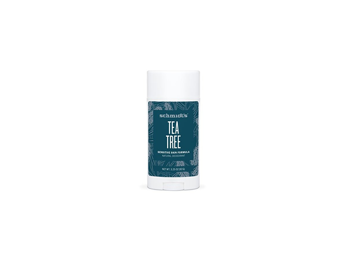schmidt 39 s deodorant tea tree sensitive skin deodorant stick oz ingredients and reviews. Black Bedroom Furniture Sets. Home Design Ideas