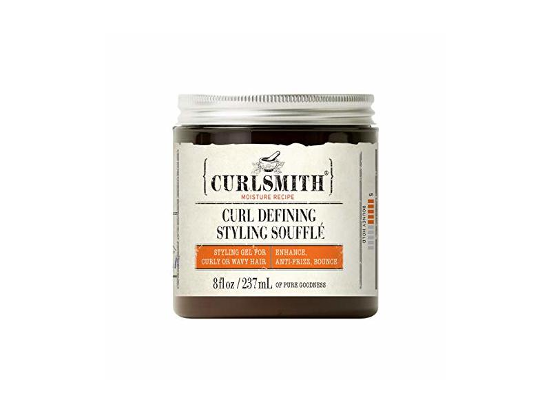 Curlsmith Curl Defining Styling Soufflé, 8 fl oz/237 mL