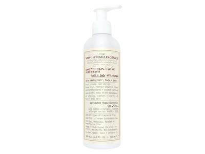 Essence Skin-Saving Superwash: Hair + Body Milk Shampoo 500 mL - Image 5