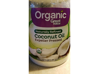 Great Value Organic Coconut Oil, 56 fl oz - Image 3