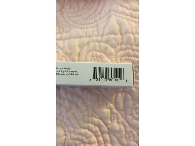 EpiCeram Controlled Release Skin Barrier Emulsion (RX), 0.5Gm