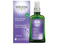 Weleda Relaxing Body & Beauty Oil, 3.4 fl oz/100 mL - Image 2