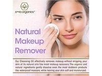 Era Organics Facial Cleansing Oil & Makeup Remover, 5 oz - Image 6