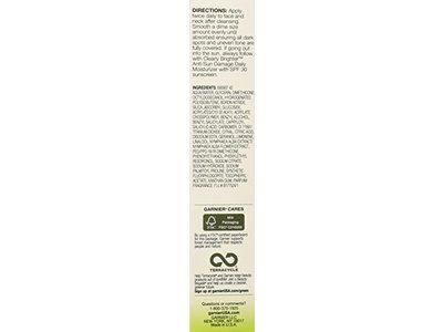 Garnier SkinActive Clearly Brighter Dark Spot Corrector, 1 Fluid Ounce - Image 4