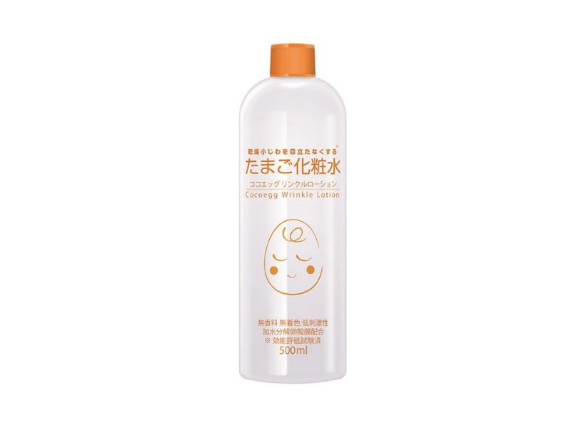 Kantanno Cocoegg Wrinkle Lotion, 500mL