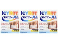 Icy Hot Medicated Patch XL, 3 ct - Image 5