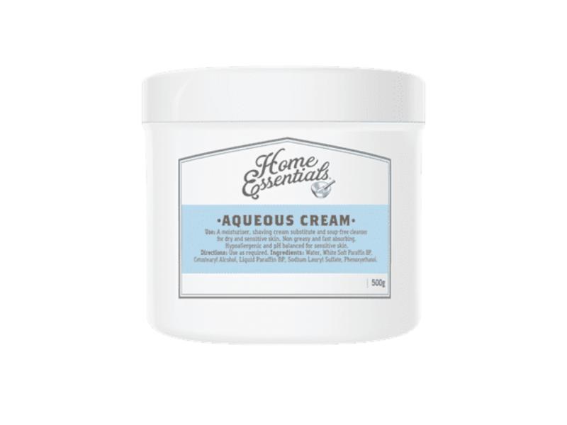 Home Essentials Moisturizing Aqueous Cream, 500g