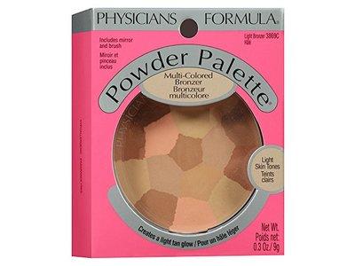 Physicians Formula Powder Palette Color Corrective Powders, Light Bronzer, 0.3-Ounces - Image 7