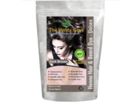 The Henna Guys Henna Hair & Beard Dye - Unisex, Dark Brown, 150 g - Image 2