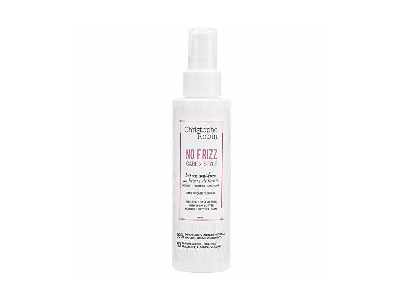 Christophe Robin Anti-Frizz Rescue Milk With Shea Butter, 150 ml