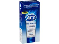 Act Toothpaste Dry Mouth Size 4.6 Act Toothpaste Dry Mouth 4.6z - Image 2