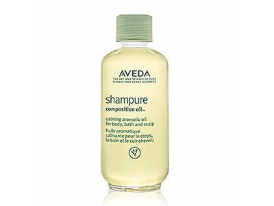 Aveda Shampure Composition Calming Bath Oil, 1.7 Ounce