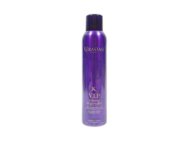 Kerastase V.I.P. Volume In Powder Backcomb Effect Finishing Spray, 6.8 Ounce